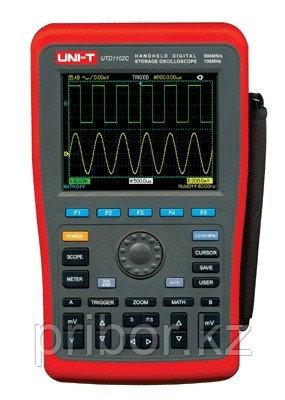 Осциллограф-мультиметр 100МГц, 2-х канальный UNI-T UTD1102C