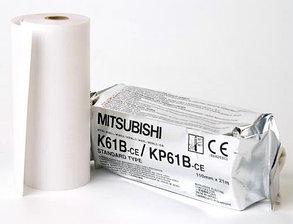 Mitsubishi K61B-CE Бумага для УЗИ принтера ч/б, матовая, формат A6, Алматы