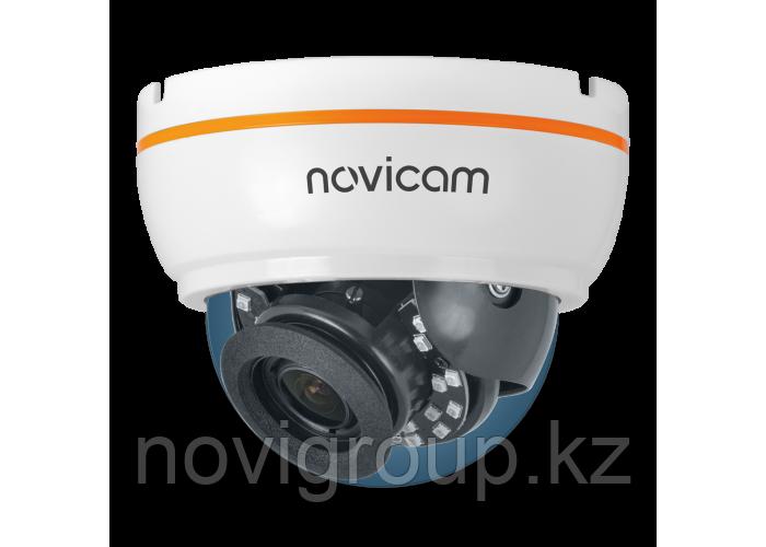 LITE 26 Купольная внутренняя видеокамера 4 в 1 1080p с ИК подсветкой и вариофокальным объективом