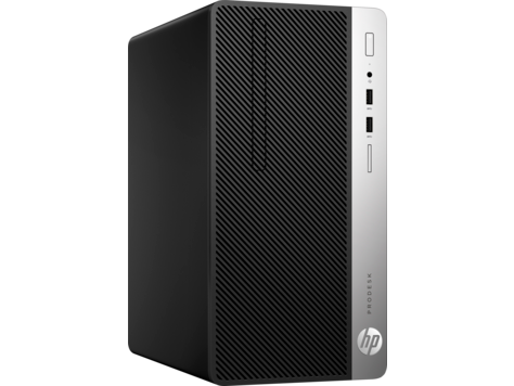 Компьютер HP /ProDesk 400 G6/MT/Core i7/9700/3 GHz/8 Gb/1000 Gb/DVD+/-RW/Radeon/R7 430/2 Gb/Windows 10 Pro