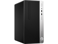Компьютер HP /ProDesk 400 G6/MT/Core i7/9700/3 GHz/8 Gb/1000 Gb/DVD+/-RW/Radeon/R7 430/2 Gb/Windows 10 Pro, фото 1