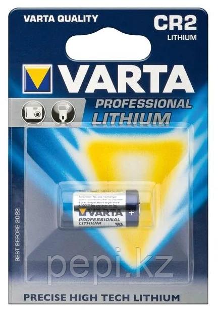 Батарейка Varta CR2 3V Professional Lithium, 3V (1шт.)