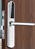 Электронный замок для узкопрофильных дверей