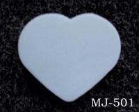 Zinger MJ- 501  Спонж для нанесения макияжа фигурный