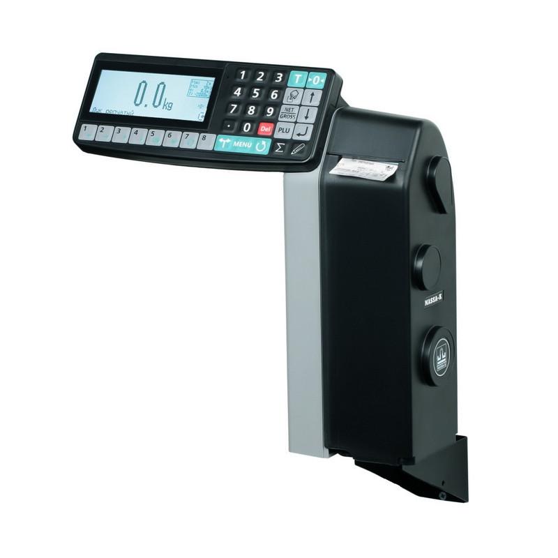 Весовой терминал с печатью этикеток RL