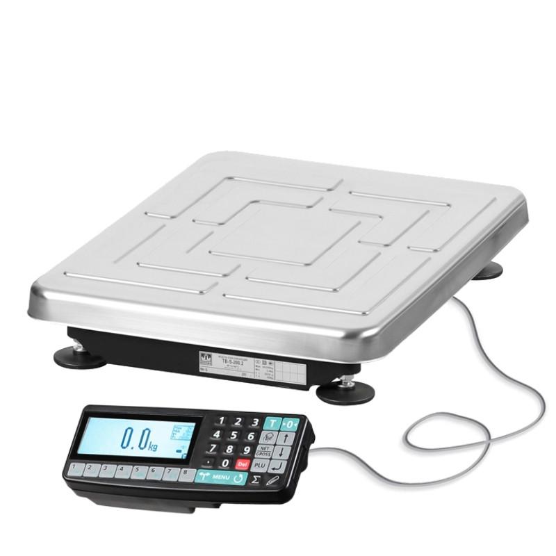 Напольные весы TB-S-60.2- RA-1 10/20 г, 60 кг