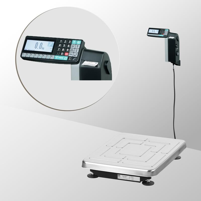 Весы с печатью этикеток TB-S-60.2 RL-1 10/20 г, 60 кг
