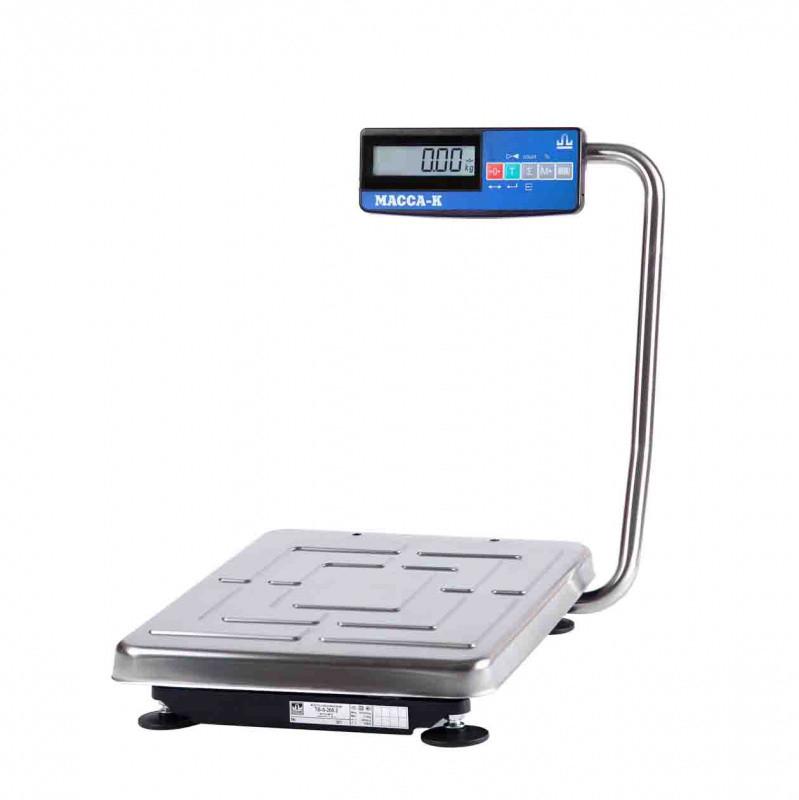 Весы товарные с круглой вращающейся стойкой TB-S-60.2- A(RUEW)-2 10/20 г, 60 кг