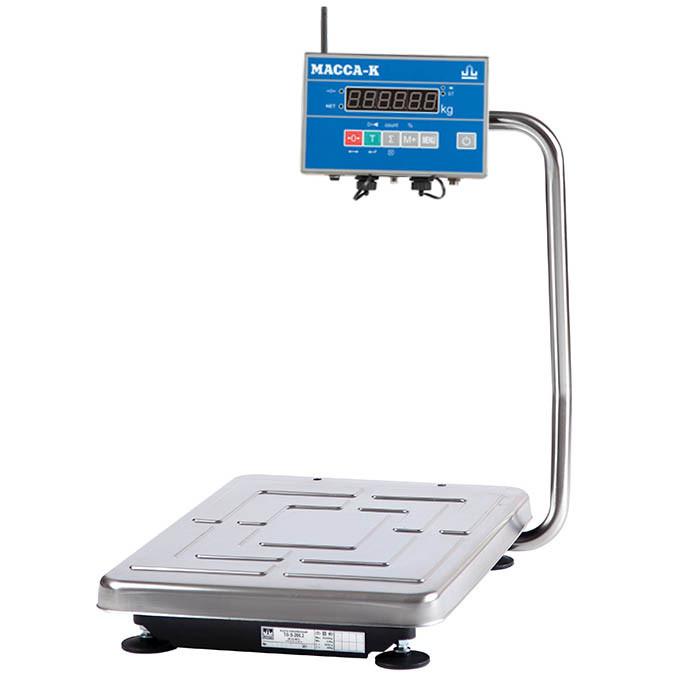 Весы товарные с круглой вращающейся стойкой TB-S-32.2- AВ(RUEW)-2 5/10 г, 32 кг