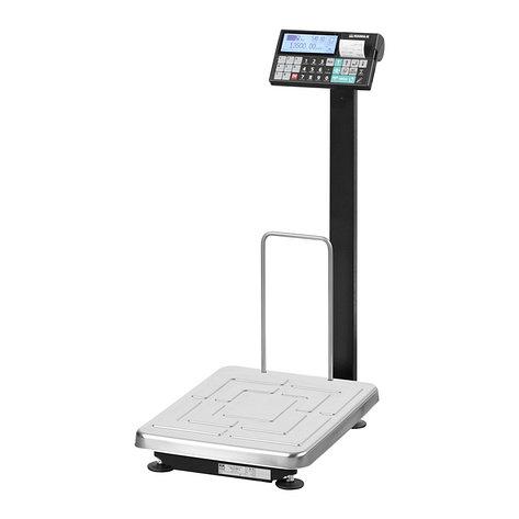 Весы печатью чеков TB-S-200.2- RC-2 20/50 г, 200 кг , фото 2