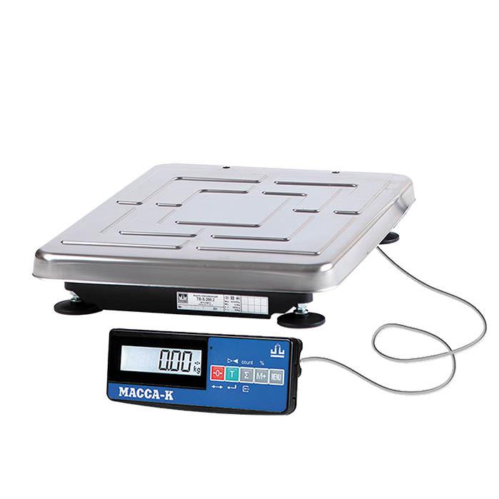 Весы товарные TB-S-60.2- A(RUEW)-3 10/20  г , 60 кг
