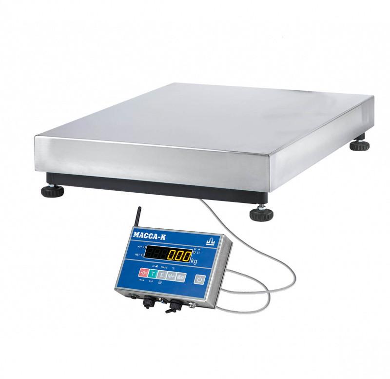 Весы товарные TB-М-600.2- AB (RUEW) -1 100/200  г , 600 кг