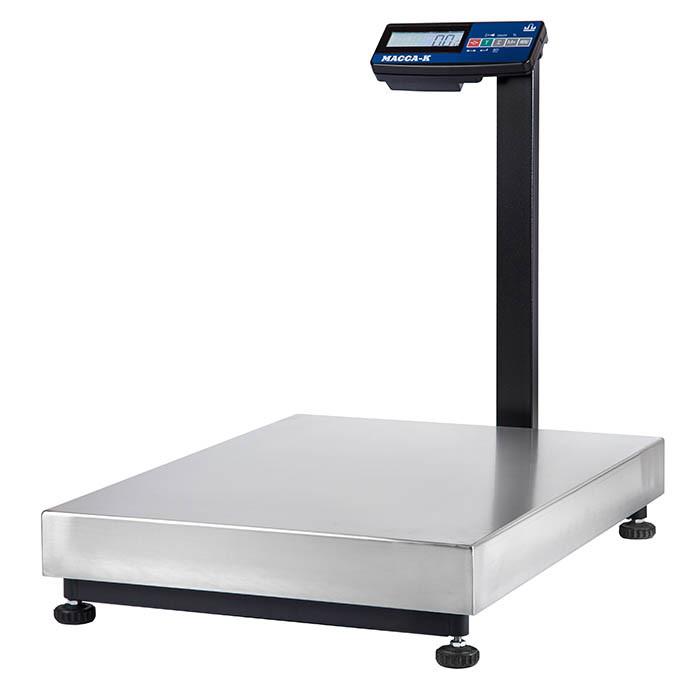 Весы товарные ТB-М-600.2 - А(RUEW)3 100/200  г , 600 кг