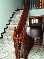 Лестница из натурального гранита