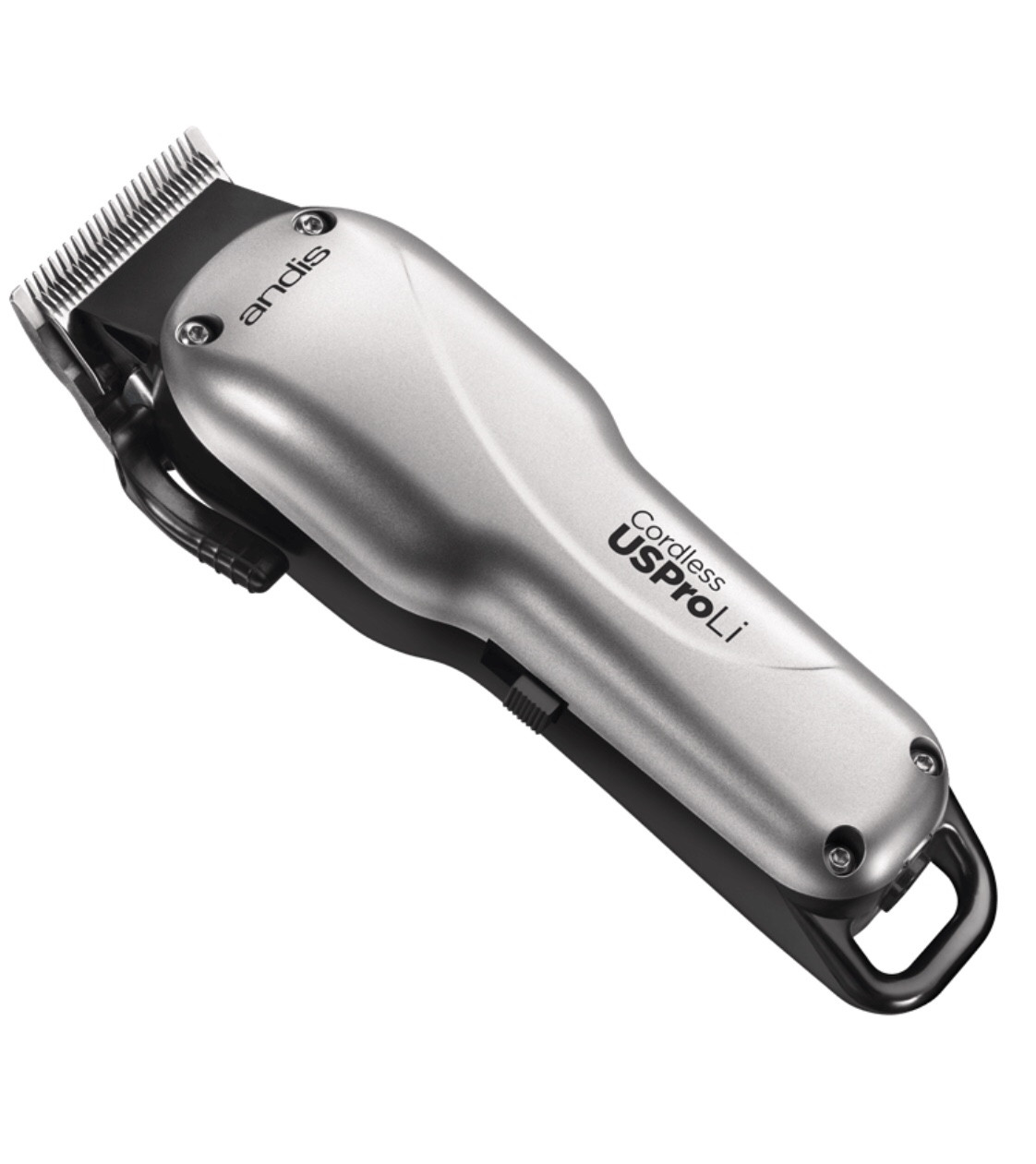 Машинка для стрижки волос Andis LCL Cordless USPro Li 73010 Silver
