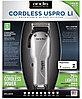 Машинка для стрижки волос Andis LCL Cordless USPro Li 73010 Silver, фото 3