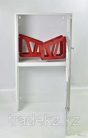 Шкаф пожарный ШПК-321-2 НОБ, 2 кассеты сверху, фото 2
