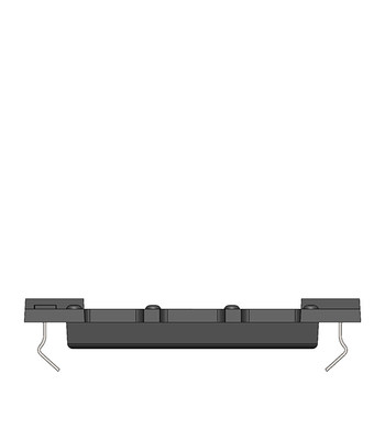 Крепеж пружинный для решетки Filcoten