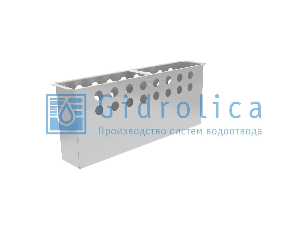 Корзина стальная универсальная для пескоулавливающего колодца (СО-100)Кпк 10 - 40.8.16,4