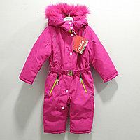 """Комбинезон """"Reima"""" от 1 до 6 лет для девочек, розовый., фото 1"""
