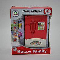 """Игрушка """"Холодильник"""" Happy Family"""