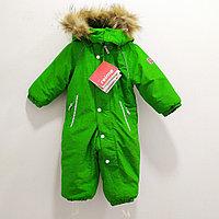 """Комбинезон """"Reima"""" от 1 до 4 лет для мальчиков, зелёный., фото 1"""