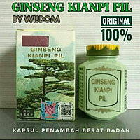 Ginseng Kianpi Pil для набора мышечной массы