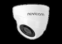 BASIC 20 Внутренняя купольная IP видеокамера 1080p с ИК подсветкой и мегапиксельным объективом