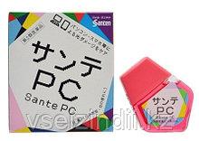 Глазные капли Sante PC для работы за монитором компьютера, экраном ноутбука и смартфона, SANTE. 12 мл.