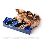 Анальная пробка с хвостиком «Fox», фото 2