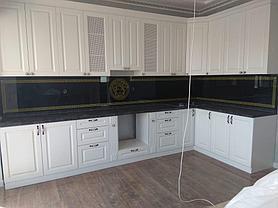 Кухни - крашеный МДФ, фото 3