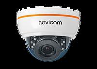 BASIC 36 Внутренняя купольная IP видеокамера 3Мп с ИК подсветкой и мегапиксельным вариофокальным объективом