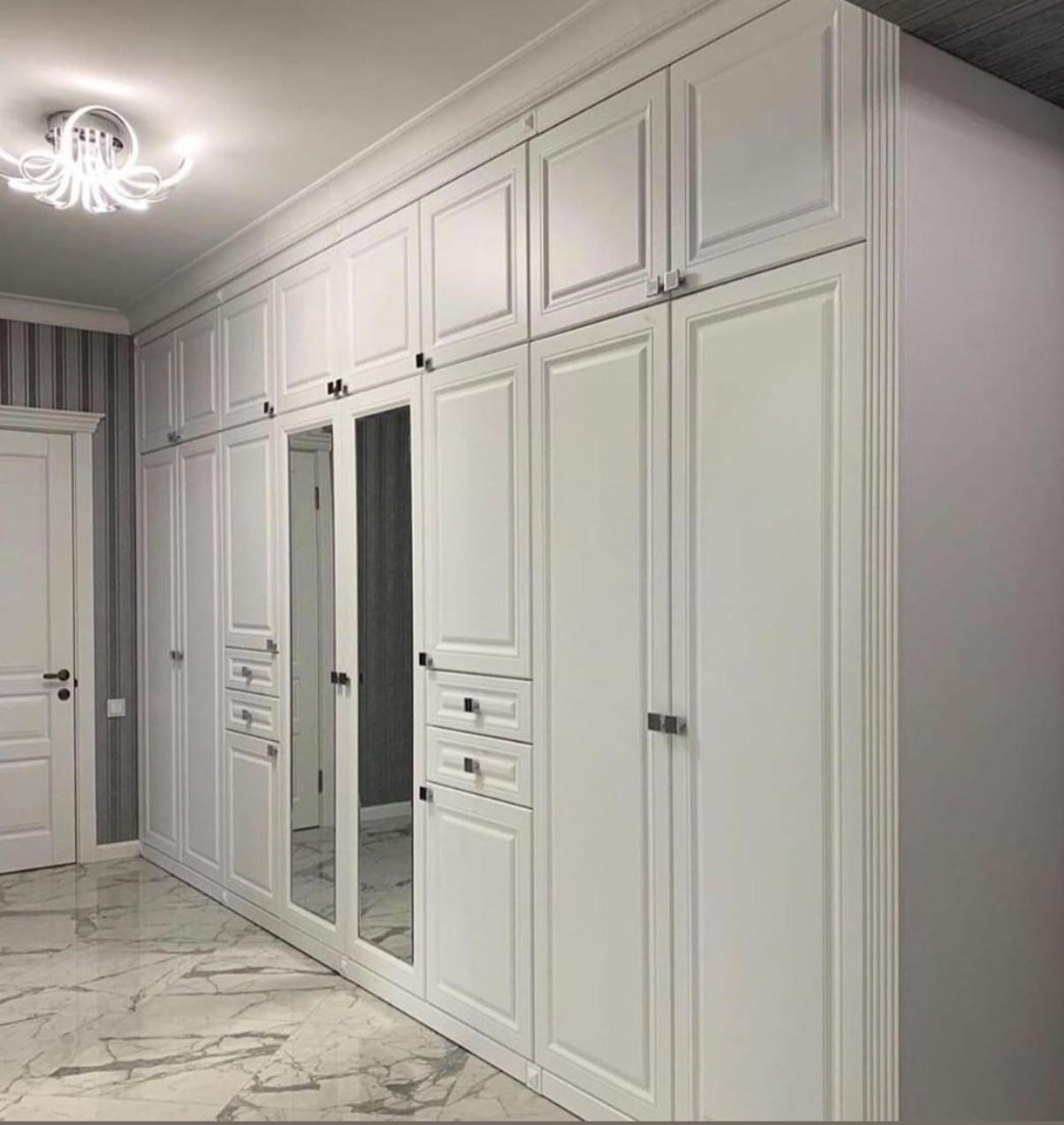 Шкаф крашенный МДФ