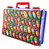 Крутые Бобы Mighty Beanz Кейс коллекционеров + 40 бобов (стандартные)
