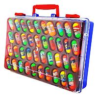Крутые Бобы Mighty Beanz Кейс коллекционеров + 40 бобов (стандартные), фото 1