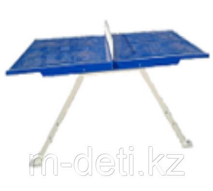 Теннисный стол мет.корпус