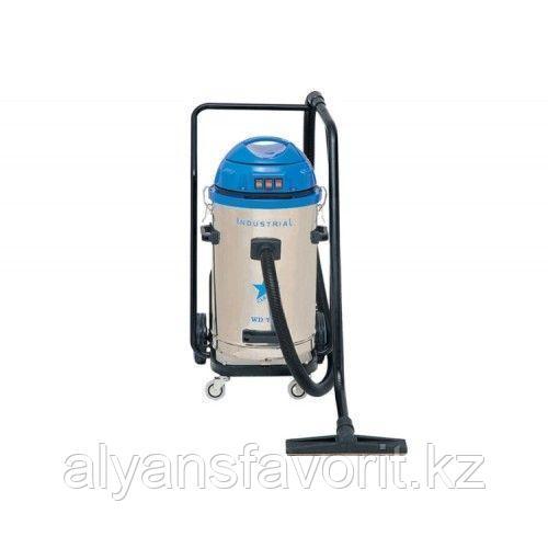 Промышленный пылесос с мокрым и сухим вакуумом WD 753