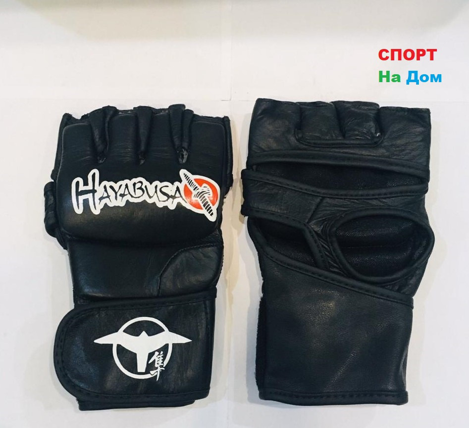 Перчатки шингарты для боевых искусств Hayabusa Размер L (цвет черный)