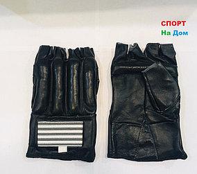 Перчатки шингарты для боевых искусств Top Ten Размер M (цвет черный)