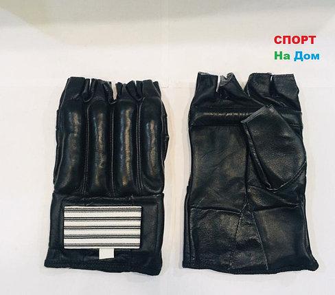 Перчатки шингарты для боевых искусств Top Ten Размер M (цвет черный), фото 2