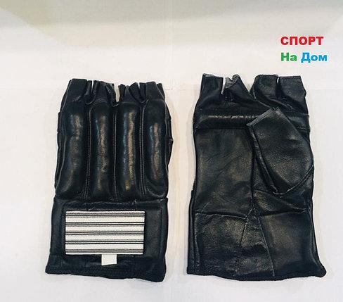 Перчатки шингарты для боевых искусств Top Ten Размер XL (цвет черный), фото 2