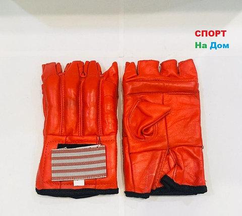 Перчатки шингарты для боевых искусств Top Ten Размер L (цвет красный), фото 2