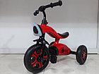 Трехколесный велосипед на гелиевых колесах Bugatti. Играет музыка и светит фара!, фото 5