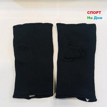 Перчатки шингарты для боевых искусств ROX Размер M (цвет черный), фото 2