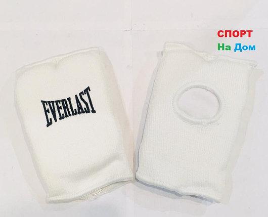 Перчатки шингарты для боевых искусств Everlast Размер S (цвет белый), фото 2