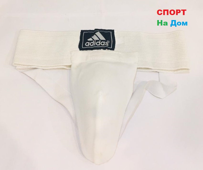 Бандаж для боевых искусств (защита для паха) Adidas Размер XXS (ракушка)