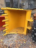 Ковш скальный для Cat 324,объёмом 1,5 м3.