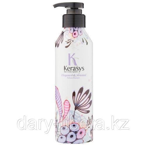Kerasys Elegance & Sensual Perfumed Shampoo - Парфюмированный шампунь «Элегантность и чувственность»