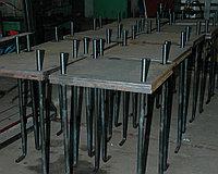 Рубка металла . Болты ГОСТ 24379.1-80 фундаментные