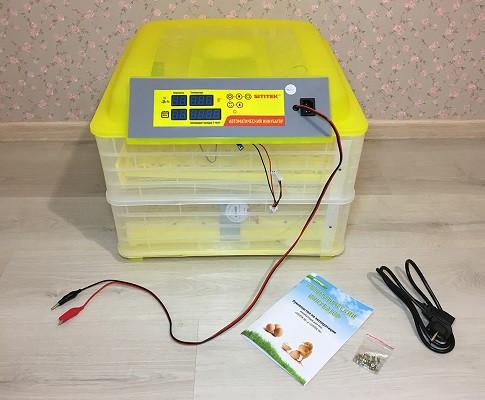 """Автоматический инкубатор  """"SITITEK 112"""" станет хорошим выбором даже для небольших фермерских хозяйств"""